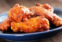 Game Day / Recipe ideas for football Sunday!