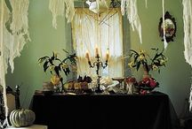~All Hallow's Eve~ DIY~Decor and More~ / Share your very best Halloween decor, elegant entertaining, photos, parties, recipes, etc. I love Halloween! Let's make this the best on Pinterest! Please pin from original source. If you would like to join, leave a comment on one of my pins. Invites by me only. No spam, weight loss, etc. You will be deleted.  New Board created  5/12/13.  Happy Pinning!  Kellie