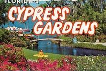~Cypress Gardens~ / by Kellie@SouthernSashay