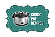 Crock Pot Recipes / by Kellie@SouthernSashay