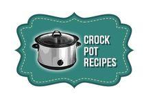 Crock Pot Recipes / by Kellie@SouthernSashay