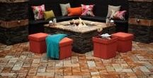 Outdoor Spaces / Time to move outdoors! Decorating is not just for the inside.