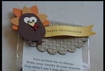 Thanksgiving / Decor, food, and fun for Thanksgiving!! / by Heather Gurule