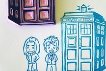 Doctor Who Crafts / by Eujean2