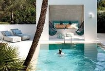 dream home exterior. / dream home exteriors, architecture, green houses, pools, landscaping and more.