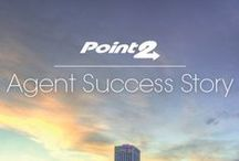 Point2 Agent Success Stories / Website success stories from some of our favorite Point2 Agent members. / by Point2