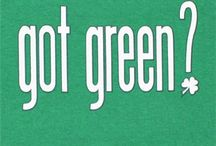 GREEN ♻️with envy / All things GREEN / by Caren Quadros🌷