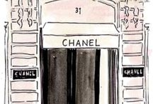 Chanel / by Kellie@SouthernSashay