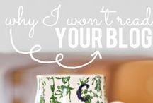 {Blogging}