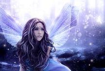 Fairy Fantasy # 2 / by Sunny Jo Murphy