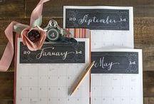 {Calendars}