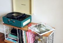 vinyl. / Vinyl records. My collection and my wish list.