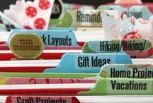 Kindergarten - organization ideas