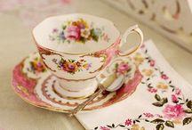 Cute Tea Time