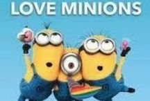 "All things ""Minions"" / Minions love Kellen / by Caren Quadros🌷"