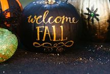 Pumpkins / Find your perfect pumpkin inspiration here! DIY and photos to help you create a fabulous pumpkin ~Kellie