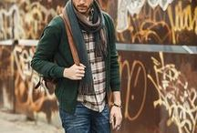 Fall fashion / Daily inspiration for men's fall outfits!
