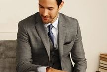 Suit UP! / Here's some suit inspiration...and not the TV show!