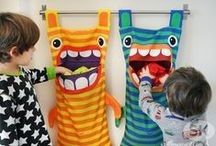 For the Kids / Colorful and fun ideas for the little ones in our lives.