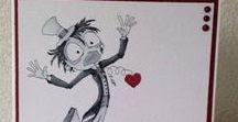 Valentines Day Scrapbooking