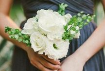 Our weddings: bouquets and flowers / Some of the prettiest bridal bouquets and decorational flowers we've used at LM Weddings