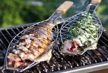 Summer BBQ ideas / A little bit of inspiration.