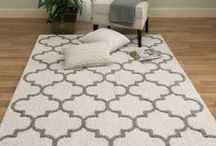 Shag Rugs / Take a look at our assortment of soft and plush shag rugs. These rugs will add warmth and luxury to any room in your home and they are available several sizes and colors.