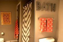 The one with the bathroom ideas / by Katie Barnes