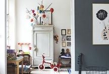 Children's rooms. / Cute ideas and inspiration for children's bedrooms