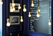 Eating out. / Restaurants and cafe's with fab design