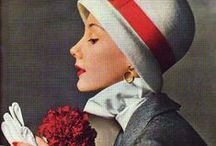 vintage fashion and lovelies