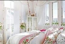 Shabby Chic design decor and projects / Love, love, love Shabby Chic.  My style is a combination of french country coastal shabby chic with a touch of romance. / by Theresa Draper