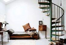 Stairs. / Climbs I love.