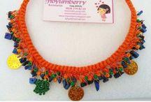 My works - Necklace - Noyumberry Kolye
