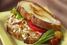 Alaska Seafood Sandwiches