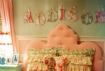 Baby Girl rooms / by Sharon Setree Harkless