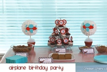 Kids' Birthday Party Ideas / Inspiration for Kids' Birthday Parties - fun decorations, invitations, cakes, games, favors and more!