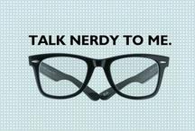 nerd life / by Mandy Wiklund