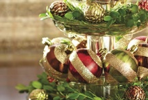 Christmas Decorations / Beautiful ways to make your home merry with Christmas decorations! / by Amy Green