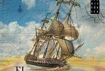 Itxaso bete eleberri / Un mar de novelas / A sea of novels /  Itsasontziak, piratak, urperaketak, ekaitzak… Murgil zaitez itsasoari buruzko ipuinez eta istorioz jositako uretan! / Buques, piratas, naufragios, tempestades... ¡Déjate llevar por una marea de relatos e historias sobre el mar! / Ships, pirates, shipwrecks, storms ... Go with a flood of stories and tales of the sea!