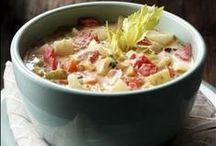 Alaska Seafood Soups