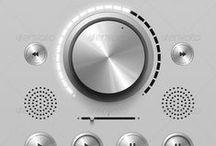 Interface Design / Communicating function through affordance, intent through manipulation, effect through feedback.
