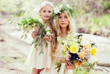 Bohemian Wedding Inspiration / by The Vintage Floral Design Co.