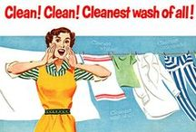 Sparkling Clean! / by Pink Picker Party