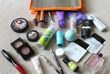 Travel/Packing / What's In My Bag(s)