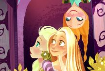 Frozen Tangled / All things Tangled and Frozen / by Mariah Cooksey
