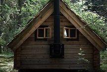 Sauna. / Because I live in Scandinavia.