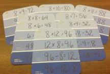 Classroom Math/Science Ideas / by Lindsey Riha