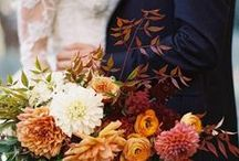 Autumn Wedding Inspiration / by The Vintage Floral Design Co.