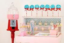 PaRtY: Candy Land/Sweet Shoppe  / by Pink Picker Party